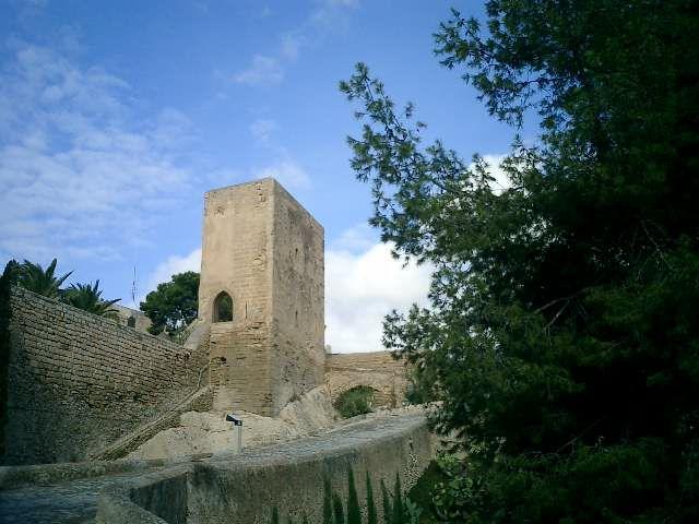 castle of santa barbara