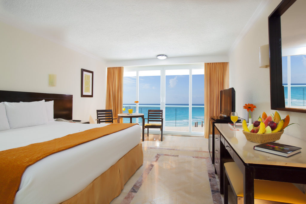 Timeshares in Cancun room with view