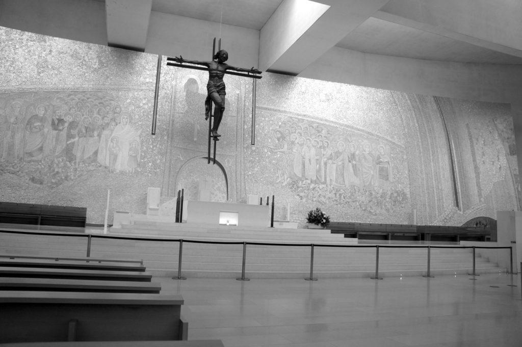 A holy site in Fatima Portugal