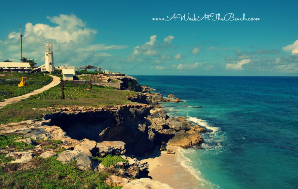 Punta Sur on the Isla Mujeres