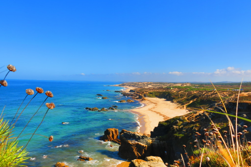 Portuguese Coast along the Rota Vicentina