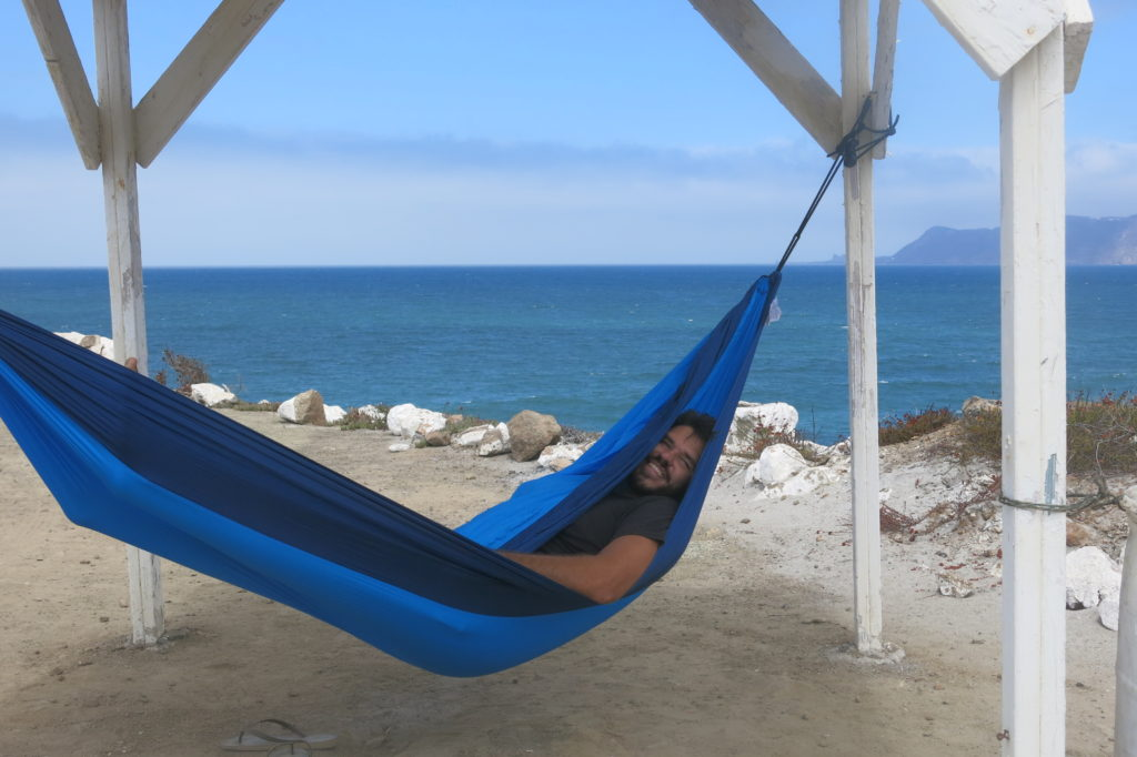 The Hammock at the Playa