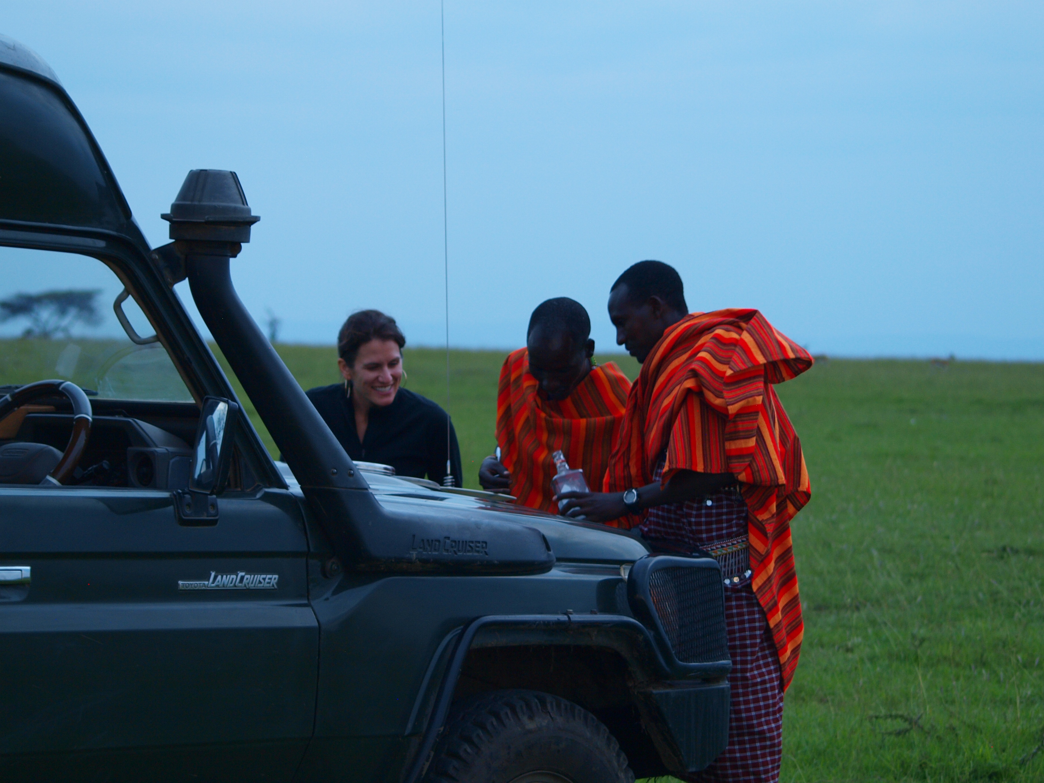 Masai Safari Guides