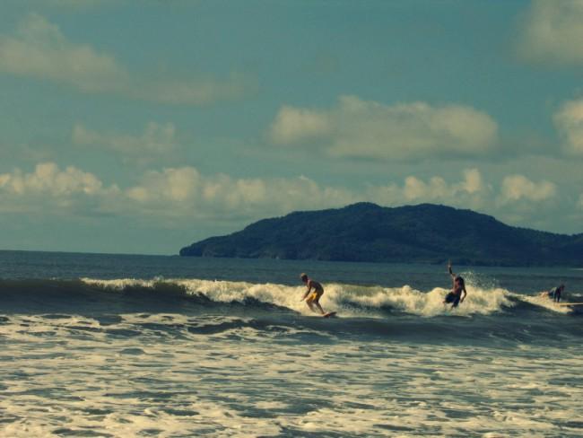Tamarindo Costa Rica Surfing