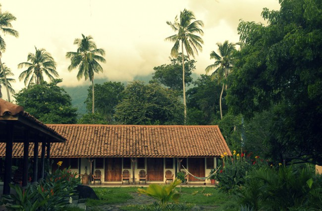 where to stay in ometepe