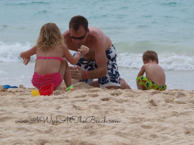 family-beach-travel