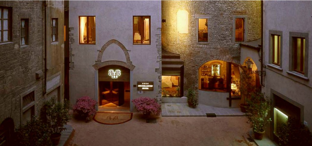 hotel brunalleschi in florence