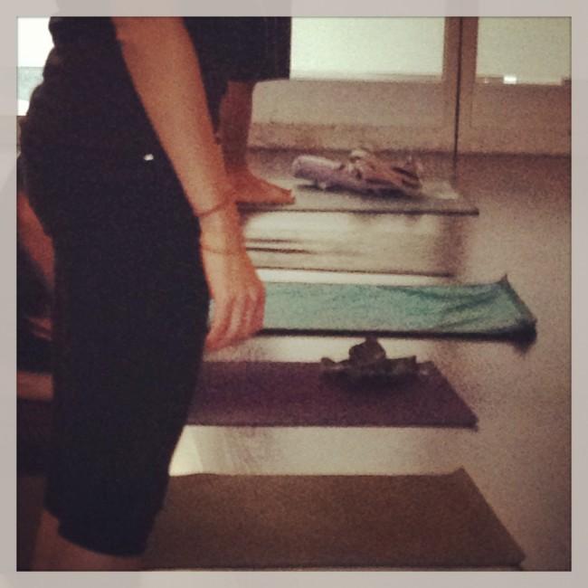Yoga Studio Photo