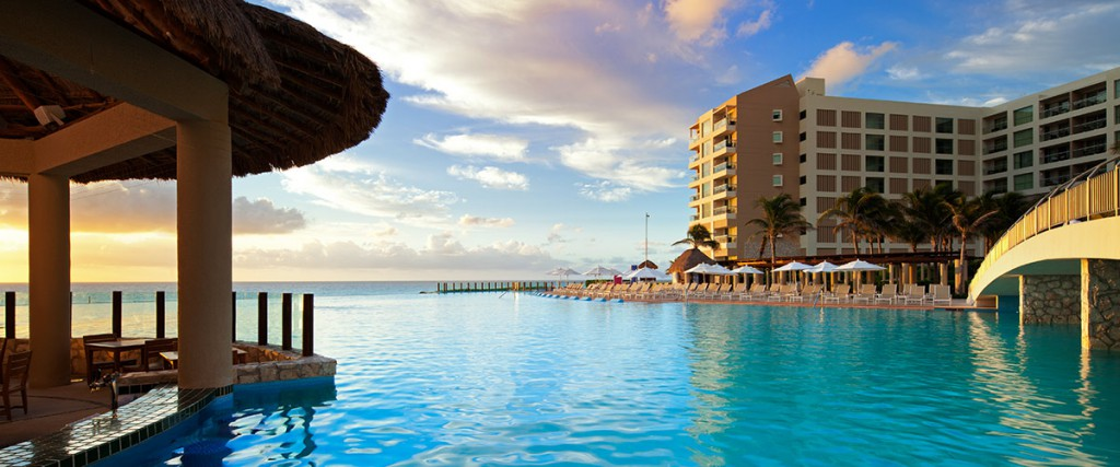 best resorts in cancun for a family of 5